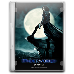 256x256px size png icon of Underworld Rise Of The Licans