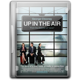 256x256px size png icon of Up In The Air