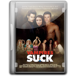 256x256px size png icon of Vampires Suck