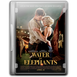 256x256px size png icon of Water For Elephants