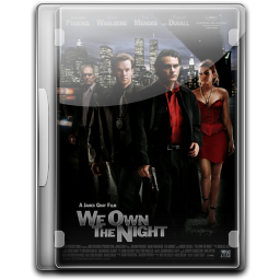 256x256px size png icon of We Own The Night