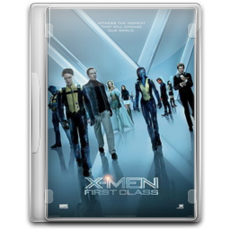 256x256px size png icon of X Men First Class