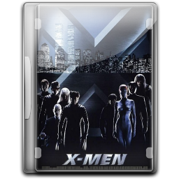 256x256px size png icon of X Men Origins v2