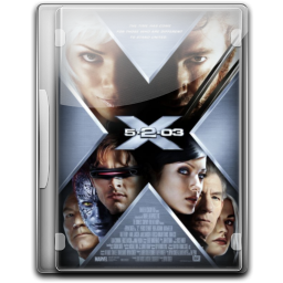 256x256px size png icon of X Men Origins