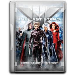 256x256px size png icon of X Men The Last Stand