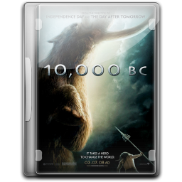 256x256px size png icon of 10 000 BC v2
