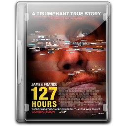 256x256px size png icon of 127 Hours v3