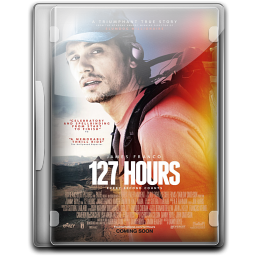 256x256px size png icon of 127 Hours v4