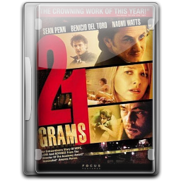 256x256px size png icon of 21 Grams v3