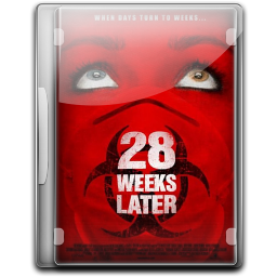 256x256px size png icon of 28 Weeks Later v3