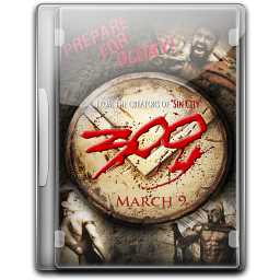 256x256px size png icon of 300 v19