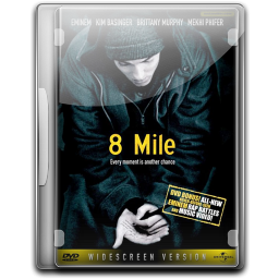 256x256px size png icon of 8 Mile v2