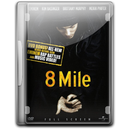 256x256px size png icon of 8 Mile v3