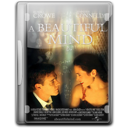 256x256px size png icon of A Beautiful Mind v2