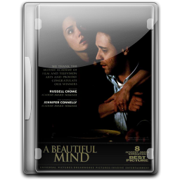 256x256px size png icon of A Beautiful Mind v4