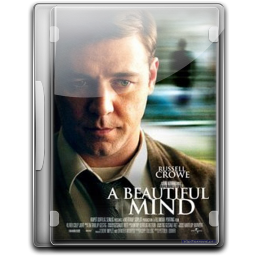 256x256px size png icon of A Beautiful Mind v6