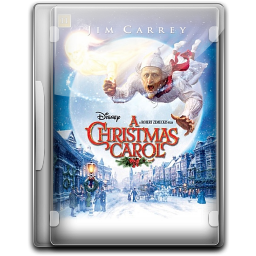 256x256px size png icon of A Christmas Carol v3