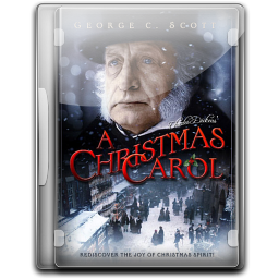 256x256px size png icon of A Christmas Carol v6