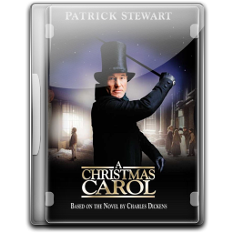 256x256px size png icon of A Christmas Carol v7