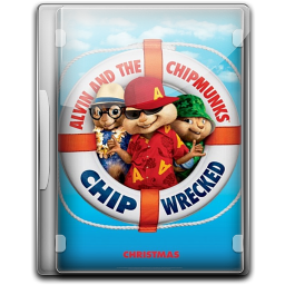 256x256px size png icon of Alvin And The Chipmunks 3 v3