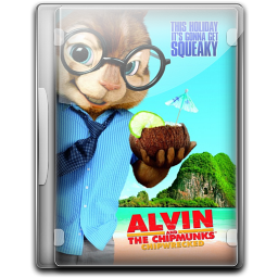 256x256px size png icon of Alvin And The Chipmunks 3 v4