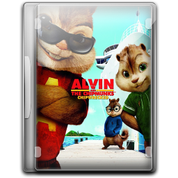 256x256px size png icon of Alvin And The Chipmunks 3 v5