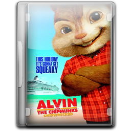 256x256px size png icon of Alvin And The Chipmunks 3 v7