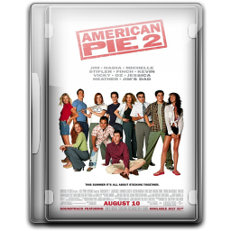 256x256px size png icon of American Pie 2 Unrated v2