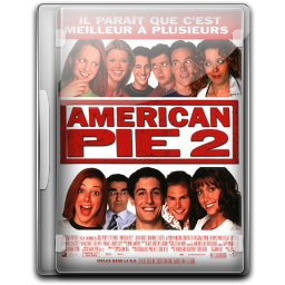 256x256px size png icon of American Pie 2 Unrated v3