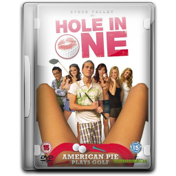 256x256px size png icon of American Pie Hole In One