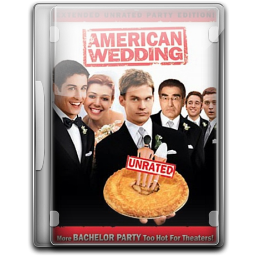 256x256px size png icon of American Pie The Wedding v2