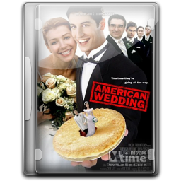 256x256px size png icon of American Pie The Wedding v3