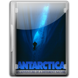 256x256px size png icon of Antarctica v3