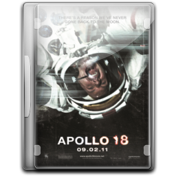 256x256px size png icon of Apollo 18 v4