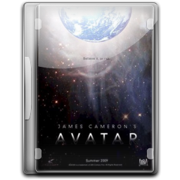 256x256px size png icon of Avatar v10