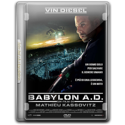256x256px size png icon of Babylon A.D v5