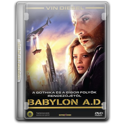 256x256px size png icon of Babylon A.D v6