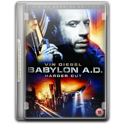 256x256px size png icon of Babylon A.D v7