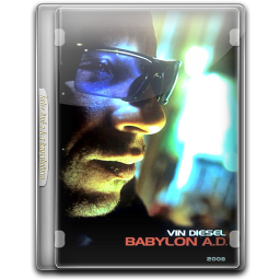 256x256px size png icon of Babylon A.D v8