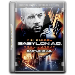 256x256px size png icon of Babylon A.D v9