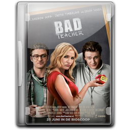 256x256px size png icon of Bad Teacher v1