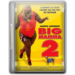 256x256px size png icon of Big Mommas House 2 v2