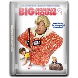 256x256px size png icon of Big Mommas House 2 v4