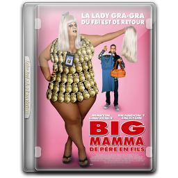 256x256px size png icon of Big Mommas House 3 v2