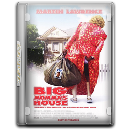256x256px size png icon of Big Mommas House v2