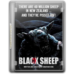 256x256px size png icon of Black Sheep v2