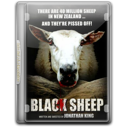 256x256px size png icon of Black Sheep v3