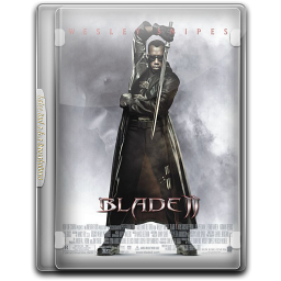 256x256px size png icon of Blade II v1