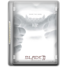 256x256px size png icon of Blade II v2