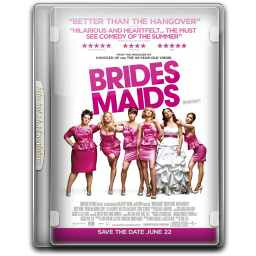 256x256px size png icon of Brides Maids v11